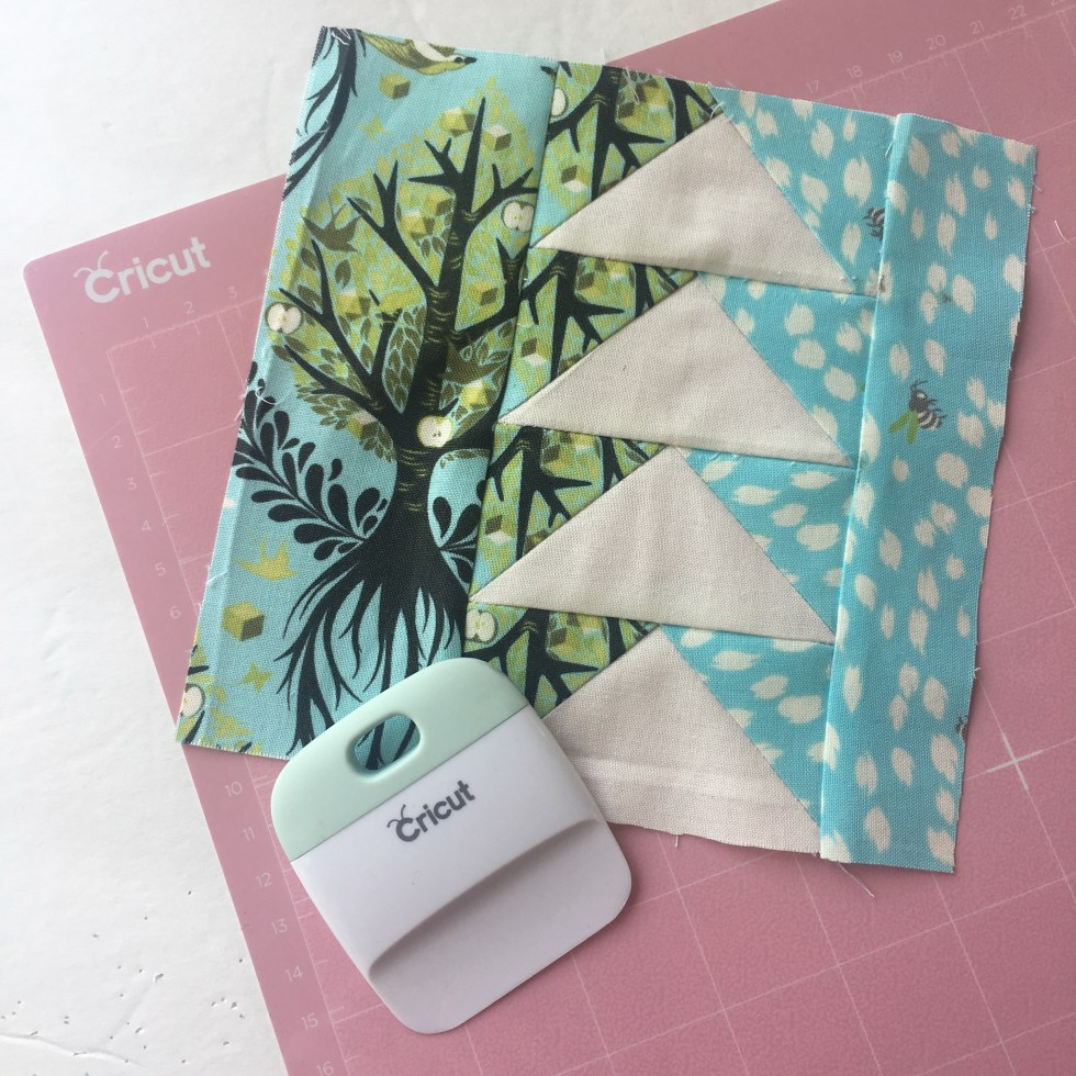 All Cut with the Cricut Maker Tula Pink City Sampler