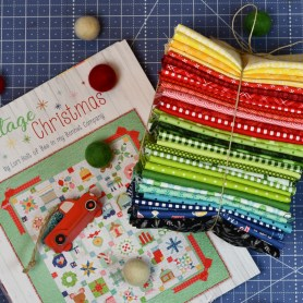 Modern Christmas Fat Quarter Bundle