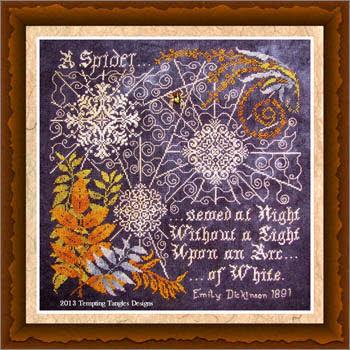 Arc-of-White-Cross-Stitch