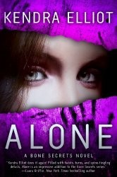 Alone (A Bone Secrets Novel)