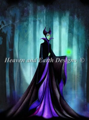 Evil Queen (Maleficent) by Heaven and Earth Designs (aka HAED)