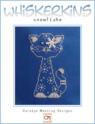 Snowflake Whiskerkins by CM Designs