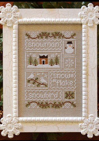 Snow Sampler by Country Cottage Needleworks