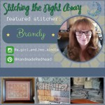 Getting to Know Featured Stitcher Brandy
