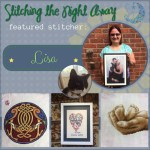 Getting to Know Featured Stitcher Lisa P.