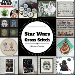 Star Wars Cross Stitch Pattern Round Up