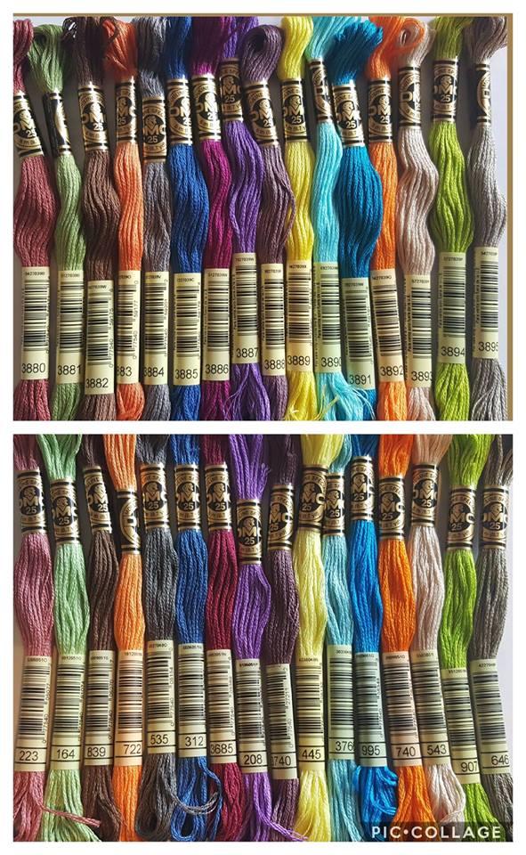 Kate's thread matches
