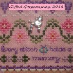 gifted gorgeousness stitch-a-long
