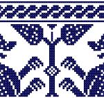 weavers tapestry cross stitch pattern mystery sal