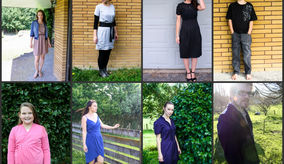 A Garment A Week – I Did It!!!