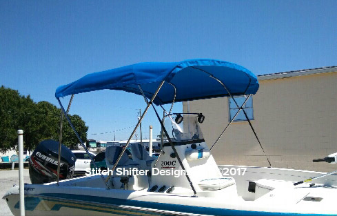Bimini Tops by Stitch Shifter Designs Inc  Englewood