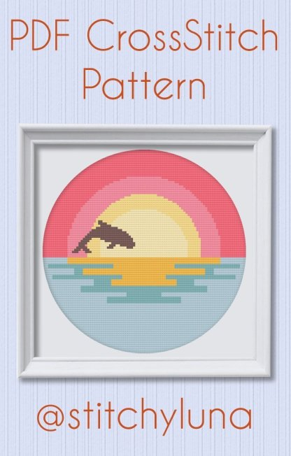 Ocean-cross-stitch