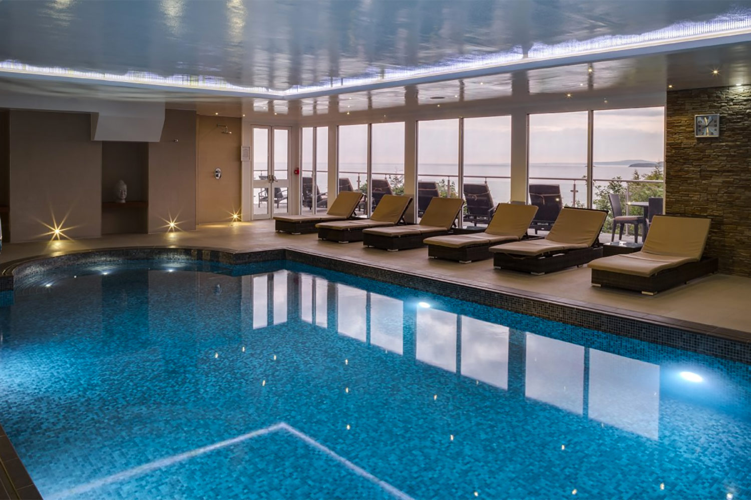 St Ives Harbour Hotel Spa St Ives Cornwall