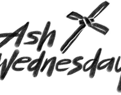 Ash Wednesday Service - Feb. 14th, 2018