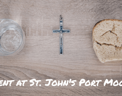 lent at st johns port moody