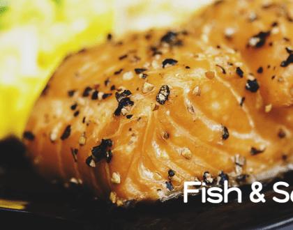 Fish & Salsa - Online Kitchen