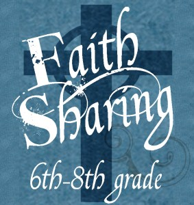 Faith Sharing tile