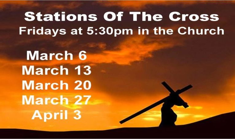 Stations of the Cross 2020
