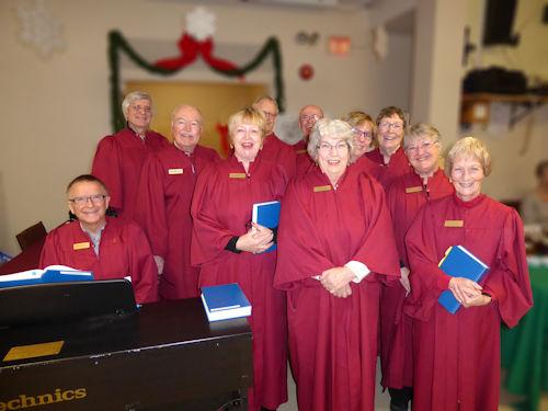 St James Manotick Choir