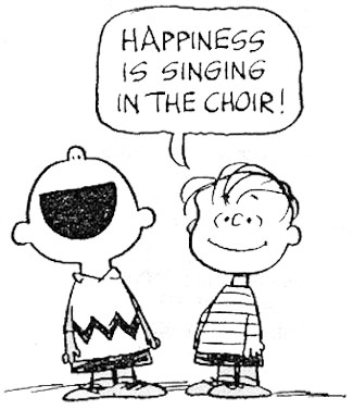 Happiness-choir