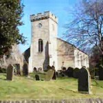 St Margaret's Church Tanfield