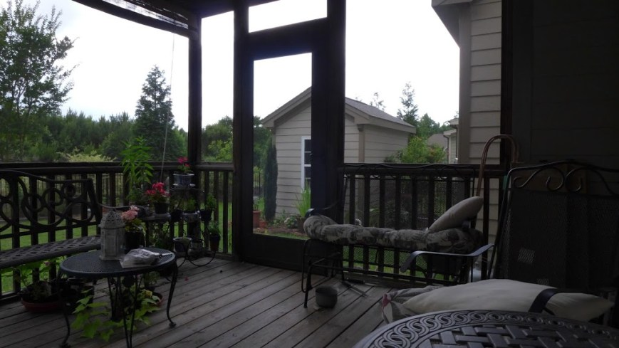 The Screen Porch