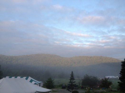 Morning in Vermont