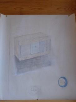 "Sketch design for ""dream lightbox"""