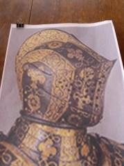 source material - 16thC English armor, Metropolitan Museum of Art, NYC
