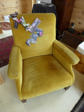 """""""Every Chair I've Ever Wanted"""" maquette"""