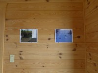 """Open Studio - space 6, photographs from """"pictures from home"""" series"""