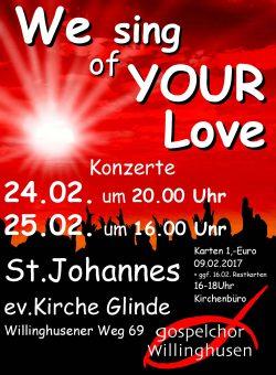 Gospelchor Konzert- 17