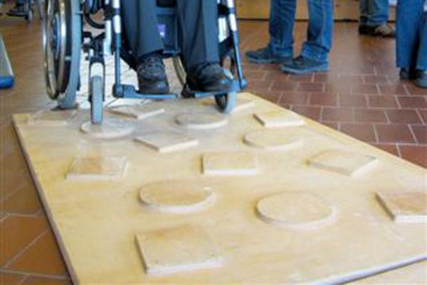 Rollstuhltraining 03