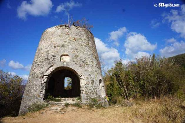 Peace-Hill-trail-st-john-usvi