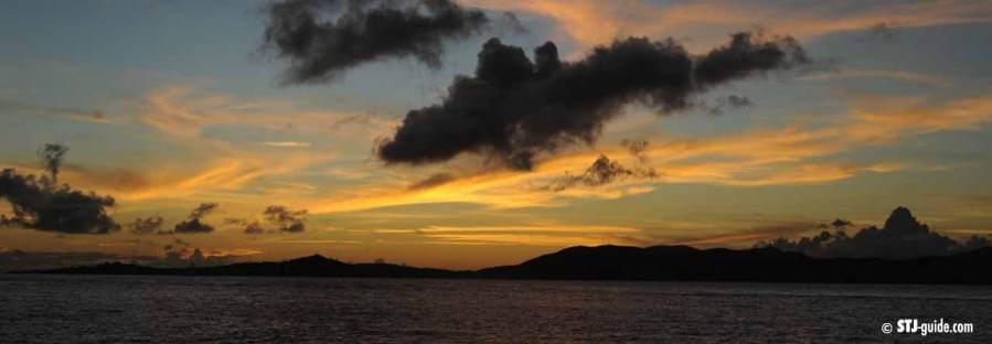 sunset-stjohn-usvi