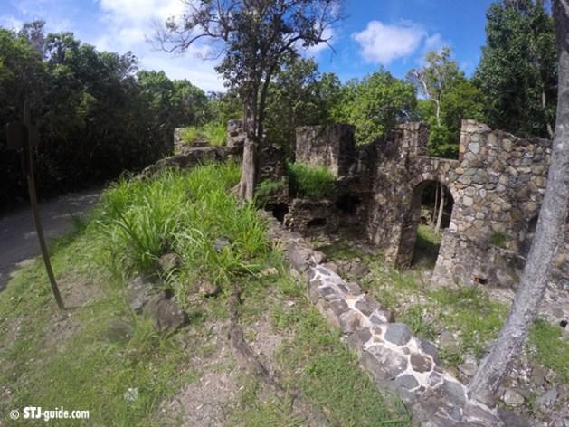 Catherinenberg-ruins-stjohn-usvi