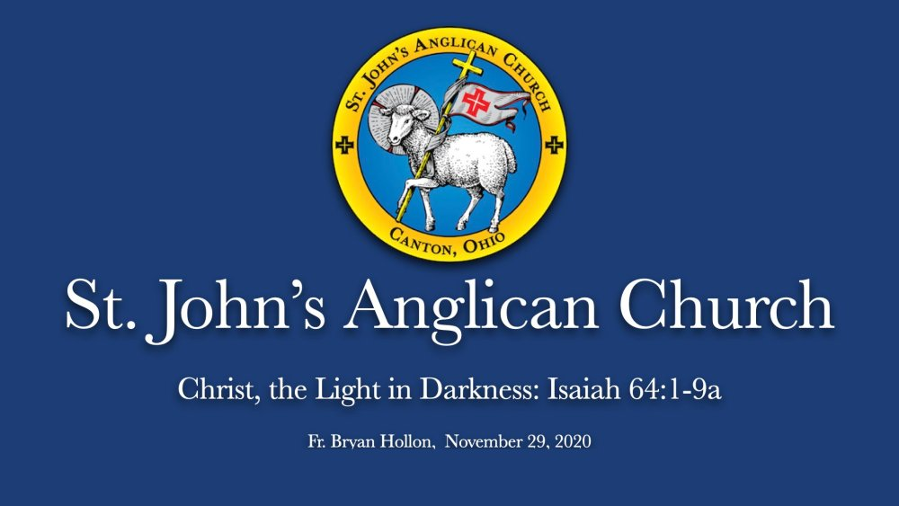 Christ, the Light in Darkness Image