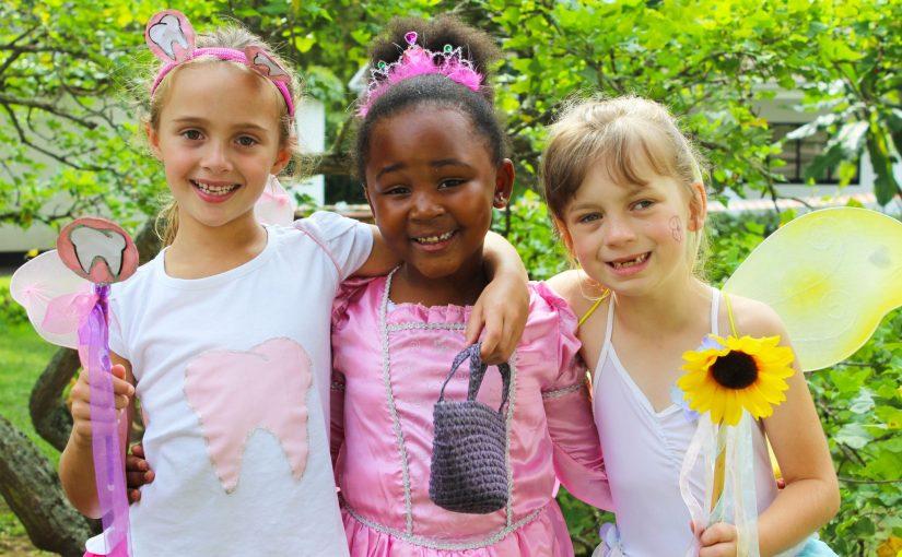 Grade 1 Fairy Day