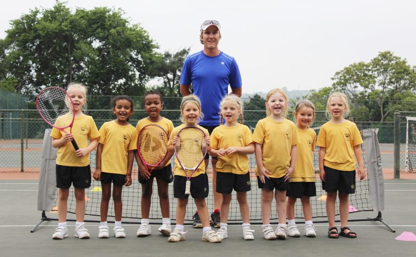 Our Future Tennis Pros