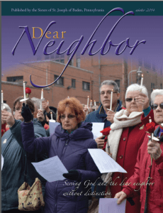 Dear Neighbor Winter 2014