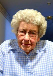 Sr. Mary Eileen Mackaness, CSJ