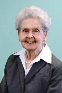 Sister Mary Hall