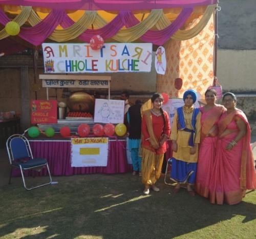 Amritsari Chole Kulcha