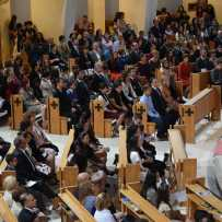 Mass in English at St Julian's Parish