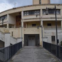 L-Aċċess għall-Knisja Parrokjali minn fuq il-Pont