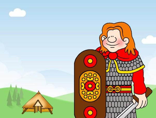 The Celts Menu