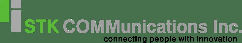 stk communications header logo