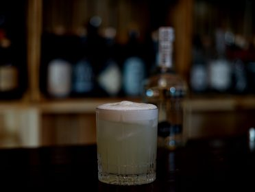 White Dog Whisky Sour
