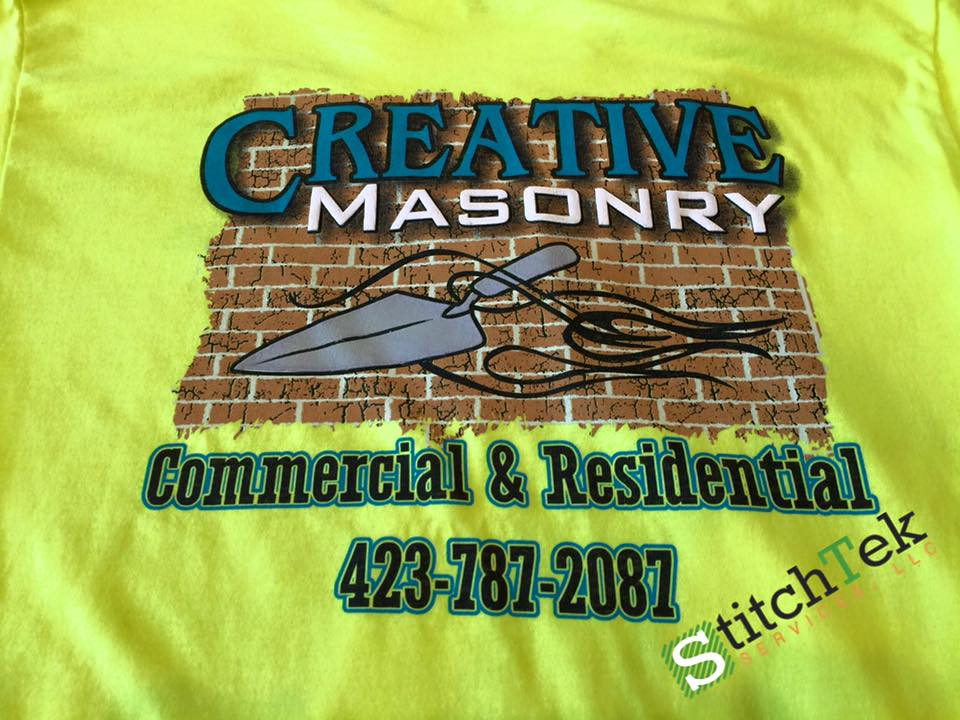 Greeneville Screen Printing
