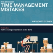 Improve efficiency using these time management tips